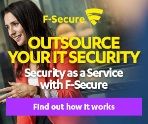 F-Secure Authorized Reseller